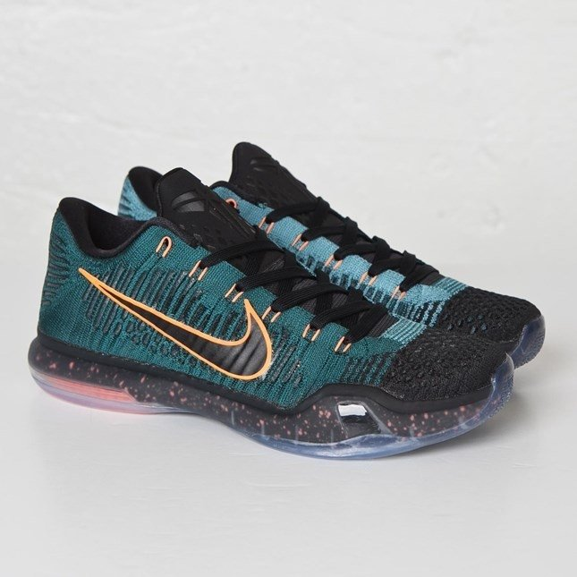 free shipping ceece 23263 NIKE KOBE 10 ELITE LOW  DRILL SERGEANT  - jr sport