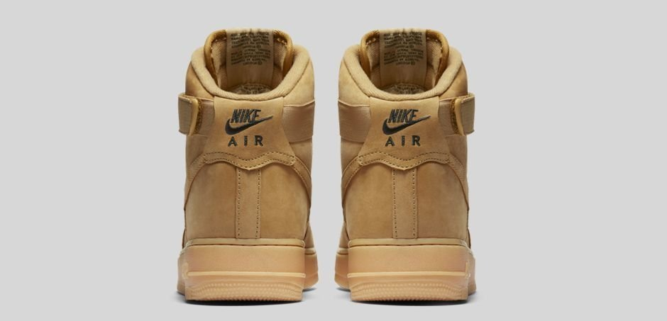 13d49088e2cc6 NIKE AIR FORCE HIGH FLAX - Comprar en jr sport
