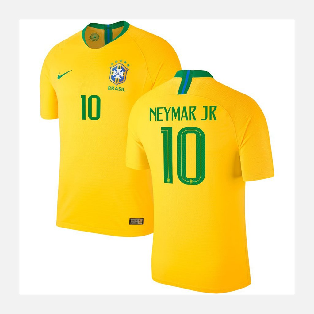 Match Brasil Camiseta Dehi29w Neymar 2018 WE9eY2IDH