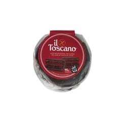 Alfajor Chocolate Negro IL TOSCANO 90 Gr