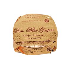 Alfajor Chocolate DON FELIX GASPAR 80 Gr