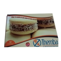 Alfajor Maicena THEMBA  12 U