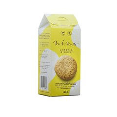 Galletitas Lemon NINA 120 Gr
