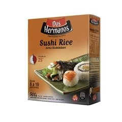 Arroz Sushi Rice DOS HERMANOS 500 Gr