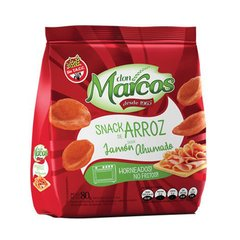 Snack Arroz Jamon DON MARCOS 80 Gr