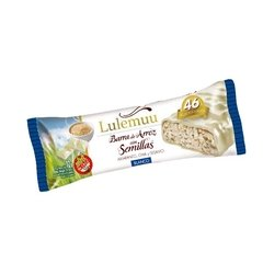 Barrita de Chocolate Blanco LULEMUU 12 Gr