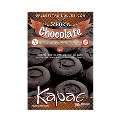 Galletitas Chocolate KAPAC 200 Gr