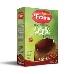 Flan de Chocolate FRAMS 16 Gr