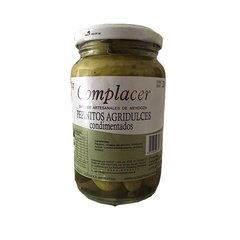 Pepinos Agridulces COMPLACER 330 Gr