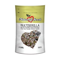 Multisemilla NATURAL SEEDS 250 Gr