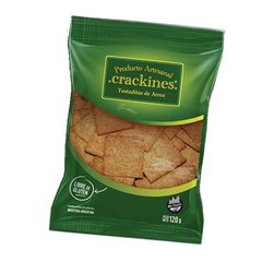 Galletas Arroz CRACKINES 120 Gr