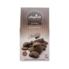 Galletitas de Chocolate ANGIOLA 200 Gr