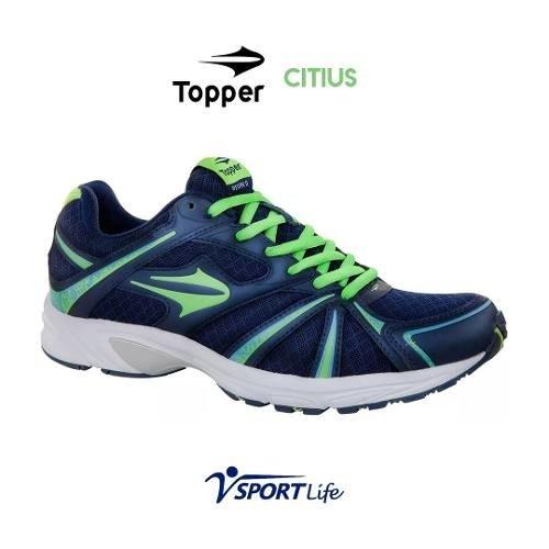 Zapatillas Topper Deportivas Adulto Azules