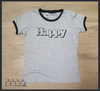 Remera Dama Happy