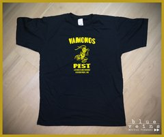 Remera Breaking Bad Vamonos Pest
