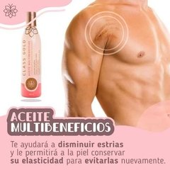 Aceite Multibeneficios  Mediano 120ml - Class Gold