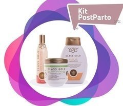KIT CLASS GOLD ACEITE GRANDE 300ML en internet
