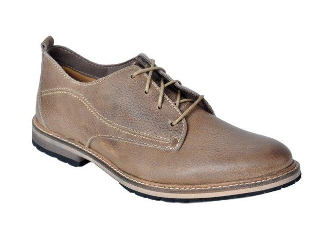 032c236cac Zapato Hombre De Cuero Zurich 5808 Acordonado Vestir