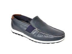 Zapato Mocasín Náutico Hombre De Cuero Ringo Turchi01 ... dfa0d3cdfea