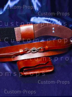 OBI-WAN KENOBI Leather Belt