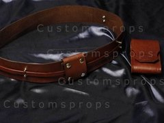 OBI-WAN KENOBI Leather Belt - Custom-Props