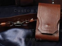 OBI-WAN Kenobi Leather Pouch - Custom-Props