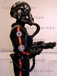 Tie Fighter 181st - Complete Suit Soft Parts on internet