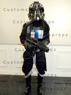 Tie Fighter 181st - Complete Suit Soft Parts - Custom-Props