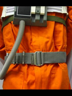 X- Wing Pilot - Belt with Buckle