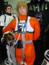 X-Wing Pilot - Complete Suit Soft Parts