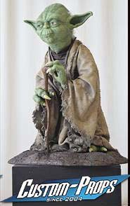 Master Yoda Life Size on internet