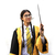 Cosplay Harry Potter Túnica Hufflepuff C/ Licencia Oficial