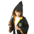 Cosplay Harry Potter Túnica Infantil Hufflepuff C/ Licencia