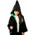 Cosplay Harry Potter Túnica Infantil Slytherin C/ Licencia