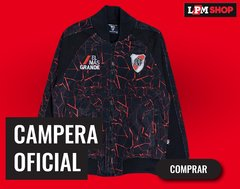 Campera Oficial 01: River Plate