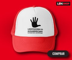 GORRA LPM - CINCO