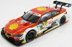 BMW M4 DTM #18 2016 - Augusto Farfus - 1/18 Norev