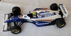 Miniatura Williams FW16 #2 - Ayrton Senna GP de Imola 1994 - 1/18 Minichamps