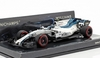 Miniatura Williams FW40 #18 F1 - L. Stroll - GP Abu Dhabi 2017 - 1/43 Minichamps
