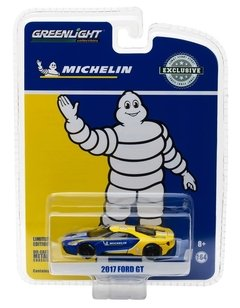 Ford GT 2017 - Michelin - Greenlight 1/64