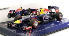 Red Bull RB9 #2 F1 - Webber - GP do Brasil 2013 - 1/43 Minichamps - comprar online