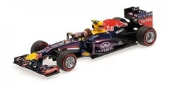 Red Bull RB9 #2 F1 - Webber - GP do Brasil 2013 - 1/43 Minichamps