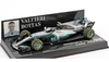 Miniatura Mercedes-Benz W08 EQ-Power #77 F1 - V. Bottas - GP Espanha 2017 - 1/43 Minichamps