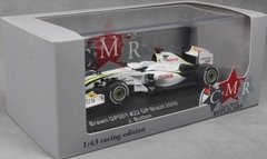 Brawn GP001 Jensen Button - GP do Brasil 2009 F1 - 1/43 CMR - comprar online