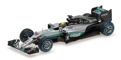 Mercedes F1 W07 L.Hamilton - GP do Brasil 2016 - 1/43 Minichamps