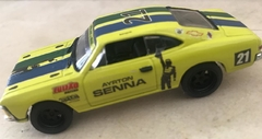 Opala Old Stock - Homenagem Ayrton Senna - 1/64 Custom