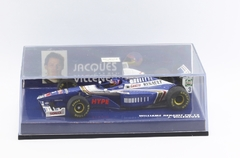 Miniatura Williams FW19 #3 F1 - J. Villeneuve 1997 - 1/43 Minichamps
