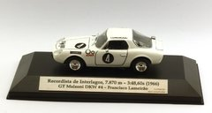 Malzoni GT DKW #4 - Recorde de Interlagos - 1/43 Custom na internet