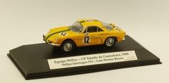 Willys Interlagos #12 - Equipe Willys - 1/43 Custom - comprar online