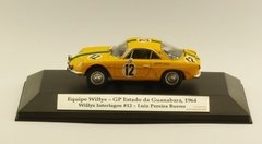 Willys Interlagos #12 - Equipe Willys - 1/43 Custom na internet